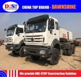 Traktor-LKW China-6X4 420HP 10wheels Beiben mit MERCEDES-BENZtechnologie