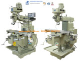 Metal de torreta CNC Vertical Universal aburrido la molienda y máquina de perforación X3s para la herramienta de corte