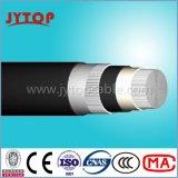 Kabel der 0.6/1kv XLPE Isolierung Belüftung-Hüllen-Aluminiumkabel-Strombelastbarkeit-1000A