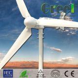 Gerador de vento pequeno de alta eficiência 2kw para casa, fazenda, barco