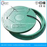 Pt124 fabricados na China a resina composta com fechadura da tampa de inspeção