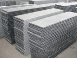 중국 G654 까만 화강암 도와 포석
