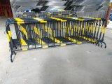 군중 통제 방벽 (CCB)/도보 방벽