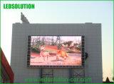 Ledsolution 신기술 P10 옥외 LED 게시판 표시