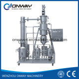 Efficient alto Agitated Thin Film Distiller Vacuum Distillation Equipment a Recycle Used Cooking Oil Used Oil Pyrolysis Oil