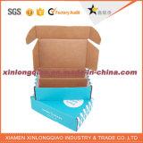 공장 가격 관례에 의하여 인쇄되는 로고 물결 모양 화물 박스
