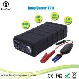 Mini-Jump Starter 600un pic de batterie au lithium Chargeur de batterie d'alimentation