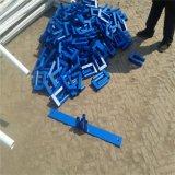 8FT x 10FT 캐나다 Standard3.00mm 3.5mm PVC 입히는 분말 또는 직류 전기를 통한 임시 담
