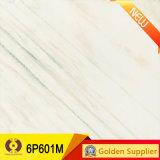 tegel van de Muur van de Vloer van het Porselein van 600X600mm de Grijze Opgepoetste (T6510)