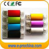 Kundenspezifisches Zeichen-Handy OTG USB-Blinken-Laufwerk (EJ004)