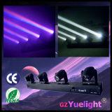 4 Haupt-LED beweglicher Hauptbeweglicher Kopf des träger-LED