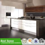 De beste Keukenkast het Italiaans van de Betekenis PVC/Melamine