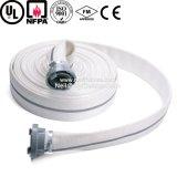 2 pulgadas de alta presión de PVC revestimiento doble precio de la manguera de agua contra incendios