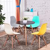 Silla de cena moderna del plástico de los PP de la silla del banquete de oro