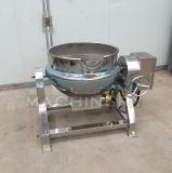 bac à cuire revêtu de chauffage de vapeur 500L faisant cuire la bouilloire faisant cuire la cuve (ACE-JCG-AZ)