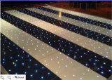 Pavimento chiaro della stella dello stroboscopio LED per la decorazione della fase