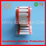 Bornes thermo-rétrécissables thermoplastiques de câble