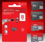 Cartão de memória TF / T-Flash / Micro SD de alta velocidade a partir de 512MB / 1GB / 2GB / 4GB / 8GB / 16g / 32g / 64GB-128GB