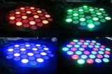 Luz de estágio 3W*36 par de LED pode (YE034D)