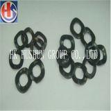 Rondelle plate Oxidating noir avec haute résistance (HS-SW-012)