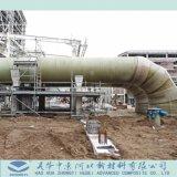 Tubo rotondo resistente alla corrosione di bobina FRP/GRP del filamento