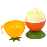20W Hand Press Operated Electric Orange Citrus Juicer (KD-330)