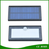 Smart 38LED Super Bright Garden Lamp Waterproof Solar LED Outdoor Wall Light with Multi Sensor Mode