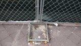 6 футов x 12 фута панелей звена цепи временно ограждая