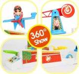 1432223 아이 독수리는 닭 게임 장난감 세트를 붙잡는다