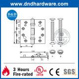 Bisagra de la seguridad del acero inoxidable SS304 para la puerta de madera (DDSS014)