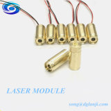 China Barato preço 532nm 15MW PONTO VERDE Módulo Laser