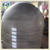 蒸気ボイラの管の帽子のための半球ヘッド