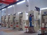 160 Ton Semiclosed Punção de alta precisão Pressione a máquina