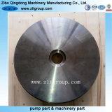 投資鋳造ANSIのステンレス鋼の遠心ポンプGoulds 3196ポンプカバー