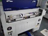 CO2 50W ткань режущий станок для лазерной гравировки 5070