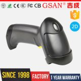 Hand Free Auto 2D Qr Code Image Barcode Scanner