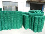 Malha de arame soldada em PVC
