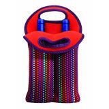 Protecção à prova de bolsas de neoprene preto Bag Saco térmico da Luva do vaso (RN005)