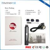 De slimme titaan-1 Droge het Verwarmen van de Verstuiver 1300mAh van het Kruid Ceramische Elektronische Verstuiver van de Was van de Sigaret