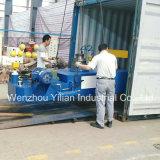 PVC/TPR 회전하는 복각 단화 주입 주조 기계