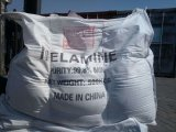 99.8%中国の専門にされた製造業者からの高い純度のメラミン(CAS 108-78-1)