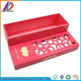 호화스러운 정연한 꽃 종이상자 발렌타인 로즈 선물 상자