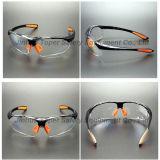 Lunettes de soleil en plastique d'intérieur et lentille extérieure (SG115)