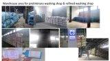 De Fabriek/de Fabrikant van China Langer dan de 10cm Gewassen Witte Veer van de Gans