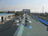 非力の風によって運転されるタービン屋根ファン換気扇の冷却ファン
