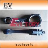 Apto para o motor Isuzu 6HK1-T 6HK1-Tc 6HK1tc 6HK1T 6HK1 Biela mancal de rolamento da biela definido