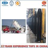 De Meertrappige Telescopische Hydraulische Cilinder van uitstekende kwaliteit voor de Vrachtwagen van de Aanhangwagen/van de Stortplaats