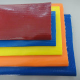 PVC bleu Layflat flexible de liquide de drainage de la pompe à eau