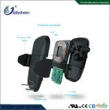 Интеллектуальная Car быстрое беспроводное зарядное устройство соответствует требованиям к Mult-Function Ce. RoHS. Стандарт FCC