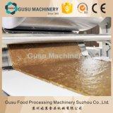 De Machine van de Productie van de Staaf van het Suikergoed van de Capaciteit van Gusu 200kg/H in China wordt gemaakt dat